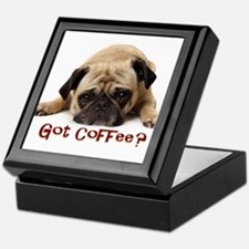 Got Coffee? Keepsake Box