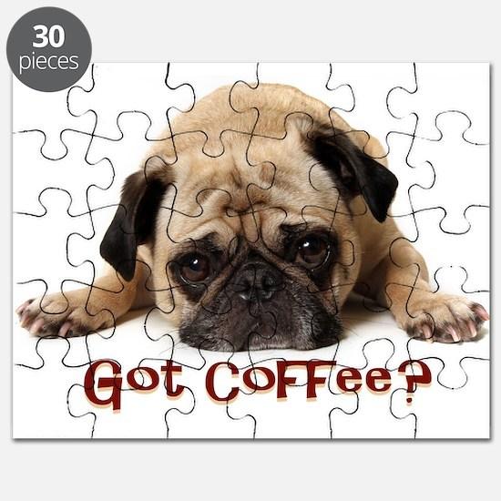 Got Coffee? Puzzle