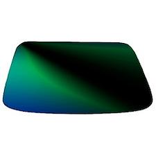 Aurora Blue Bathmat