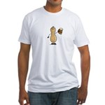 Beer Nut Fitted T-Shirt