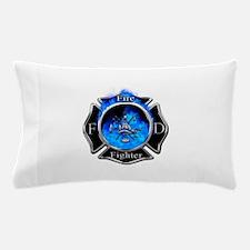 Firefighter Maltese Cross Pillow Case
