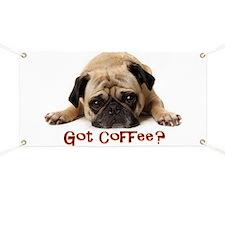 Got Coffee? Banner