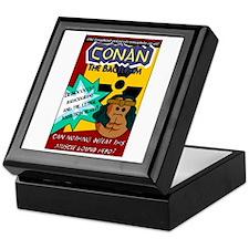 Conan the Bacterium Keepsake Box