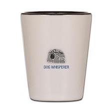Worlds Greatest Dog Dad 2 Shot Glass