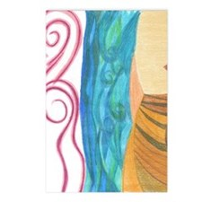 The Elements Postcards (Package of 8)