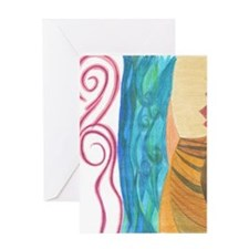 The Elements Greeting Card