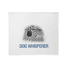 Worlds Greatest Dog Dad 2 Throw Blanket