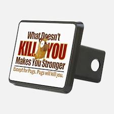 Dangerous Pug Hitch Cover