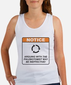 Phlebotomist / Argue Women's Tank Top