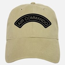 Air Commando Rocker Tab Baseball Baseball Baseball Cap