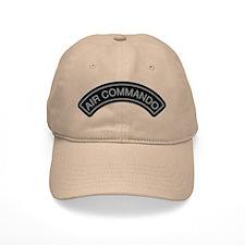 Air Commando Rocker Tab Baseball Baseball Cap