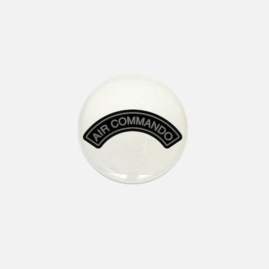 Air Commando Rocker Tab Mini Button