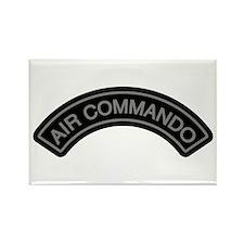 Air Commando Rocker Tab Magnets