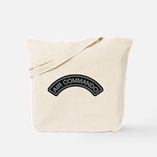 Air Commando Rocker Tab Tote Bag
