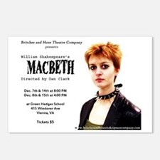 B&H Macbeth Postcards (Package of 8)