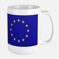EU European Union Mugs