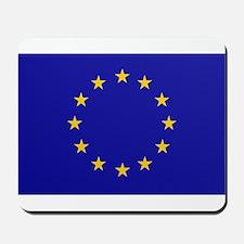 EU European Union Mousepad