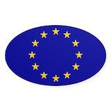 European union Bumper Stickers