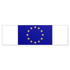 EU European Union Bumper Bumper Sticker