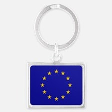 EU European Union Keychains