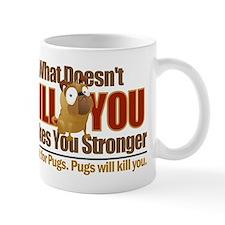 Dangerous Pug Mugs