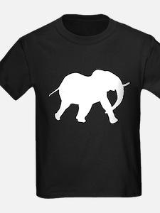 Elephant Silhouette T-Shirt