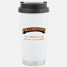 Phlebotomy / Sit Down Travel Mug