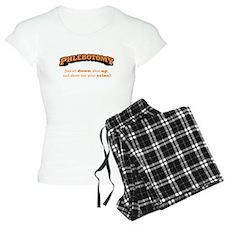 Phlebotomy / Sit Down Pajamas