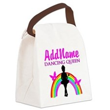 DANCING QUEEN Canvas Lunch Bag