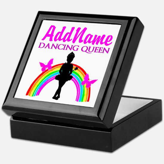 DANCING QUEEN Keepsake Box