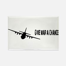 Give War A Chance Magnets