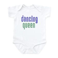 Dancing Queen Infant Bodysuit