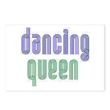Dancing Queen Postcards (Package of 8)