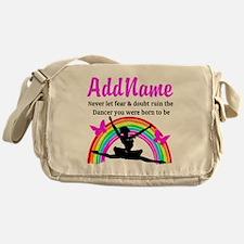 INSPIRING DANCER Messenger Bag