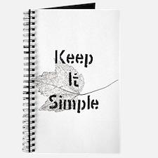 Keep It Simple Journal