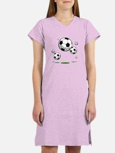 Soccer Women's Nightshirt