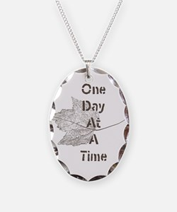 One Day at a Time Necklace