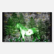 Year Of The Green Horse Decal