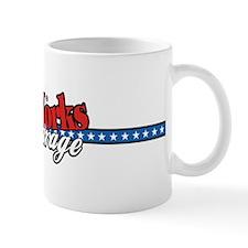 IW Patriotic Garage Mug