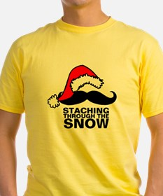 Staching Through the Snow T