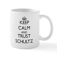 Keep calm and Trust Schultz Mugs