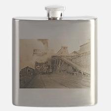 Coal tipple Flask