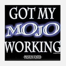 Mojo Working Tile Coaster
