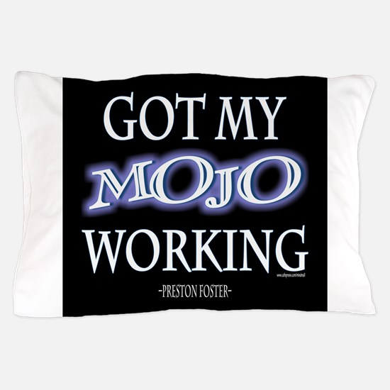 Mojo Working Pillow Case