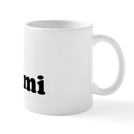 I Love my Mimi Mug