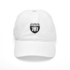 Interstate 707 (Bay Area) Baseball Baseball Cap