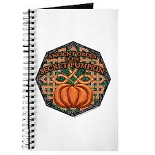Secret Pumpkin Journal