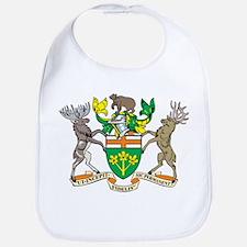Ontario Coat Of Arms Bib