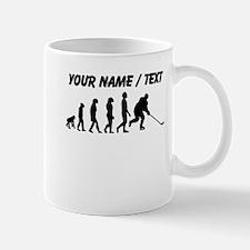 Custom Hockey Evolution Mugs