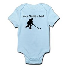 Custom Hockey Player Silhouette Body Suit